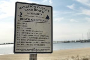 Harrison County Beach Authority