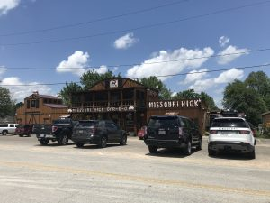 Dog friendly Missouri HIck BBQ