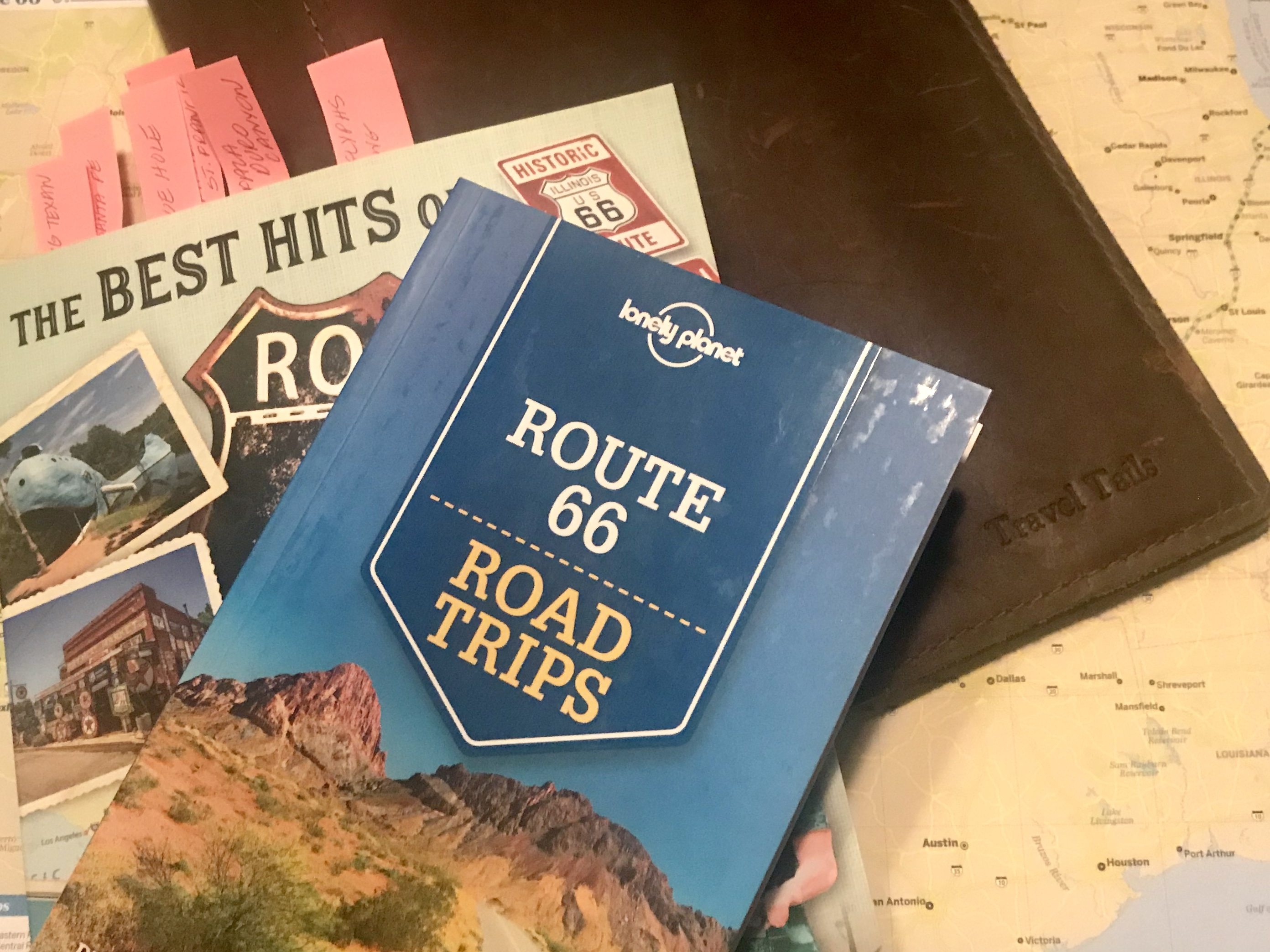 Maps of Route 66
